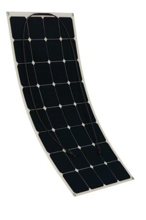 100 Watt flexible solar panel