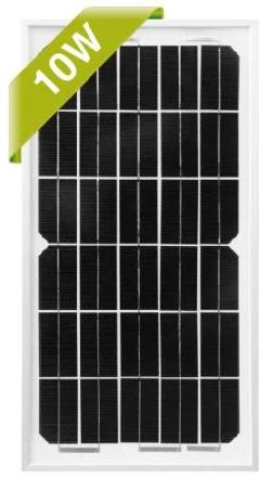 10w Solar Panel