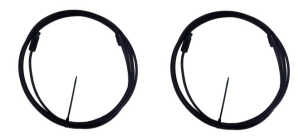 15-Foot MC4-to-MC4 cables.