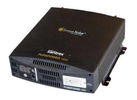 Inverter for the 400 Watt 12 Volt Solar Panel kit