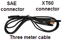 Three meter cable