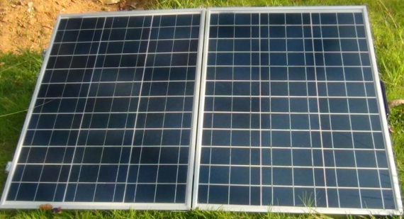 Eco Worthy 120 Watt Solar Panel Kit