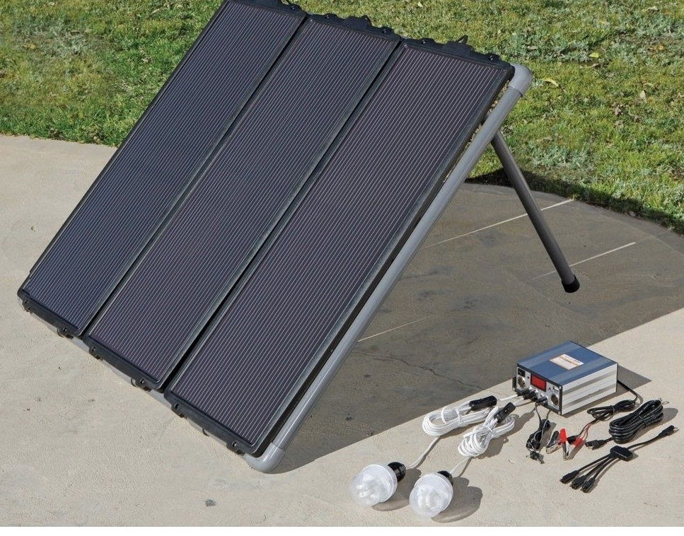 Thunderbolt 45 Watt Solar Panel Kit