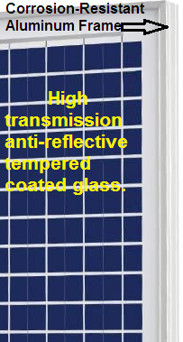 Corrosion-Resistant Aluminum Frame