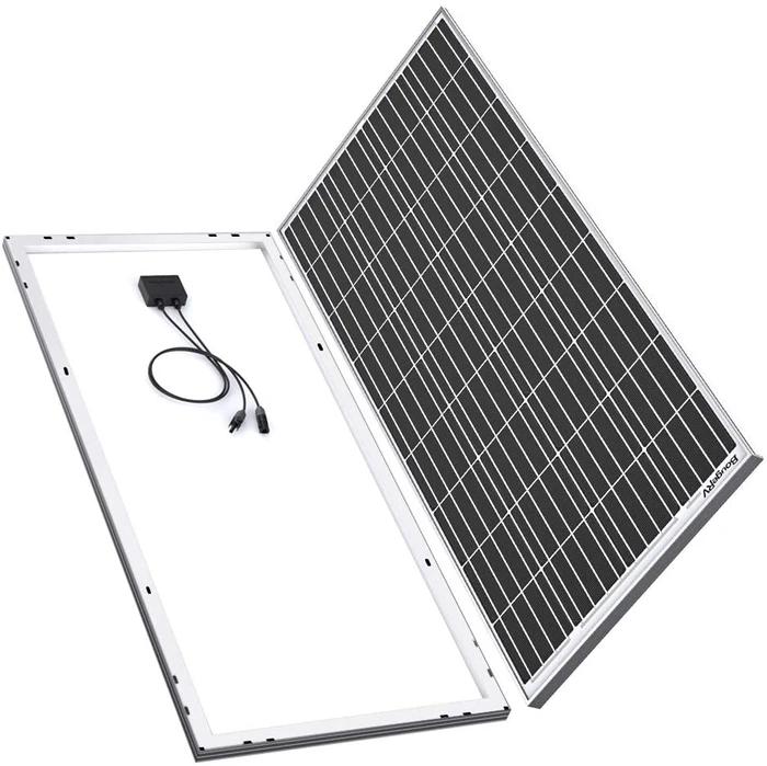 180 Watt Monocrystalline Solar Panel
