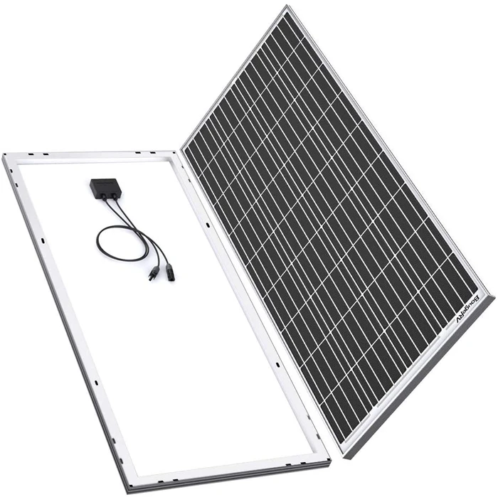 180 Watt Monocrystalline Solar Panel