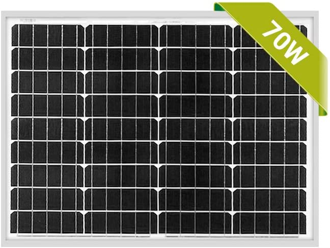 70W Solar Panel