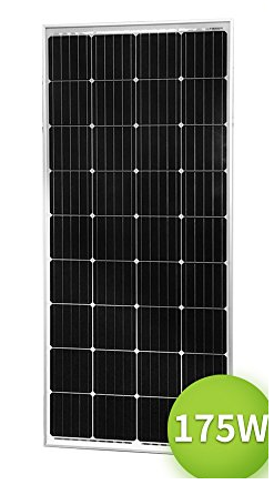 175 Watt Solar Panel.