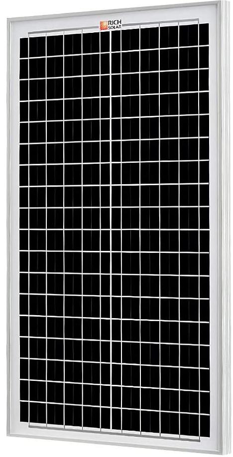 30 Watts Solar Panel
