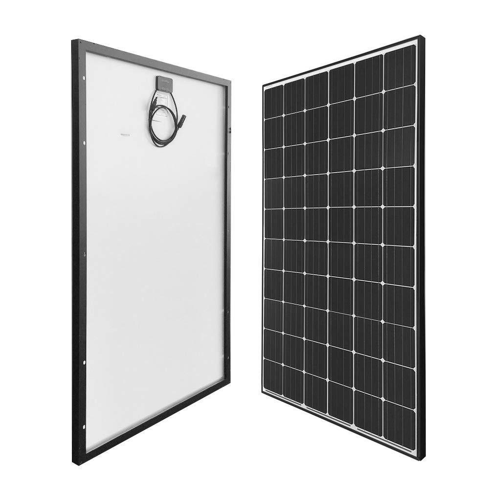 300 Watt Solar Panel with Junction Box