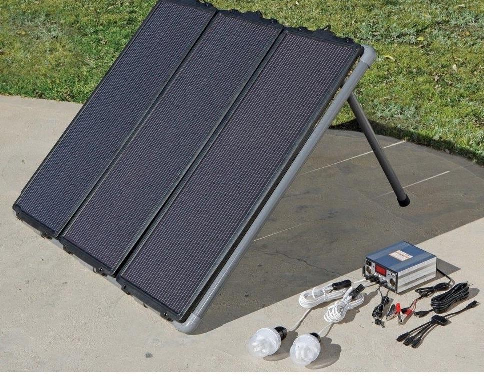 45 Watt solar panel