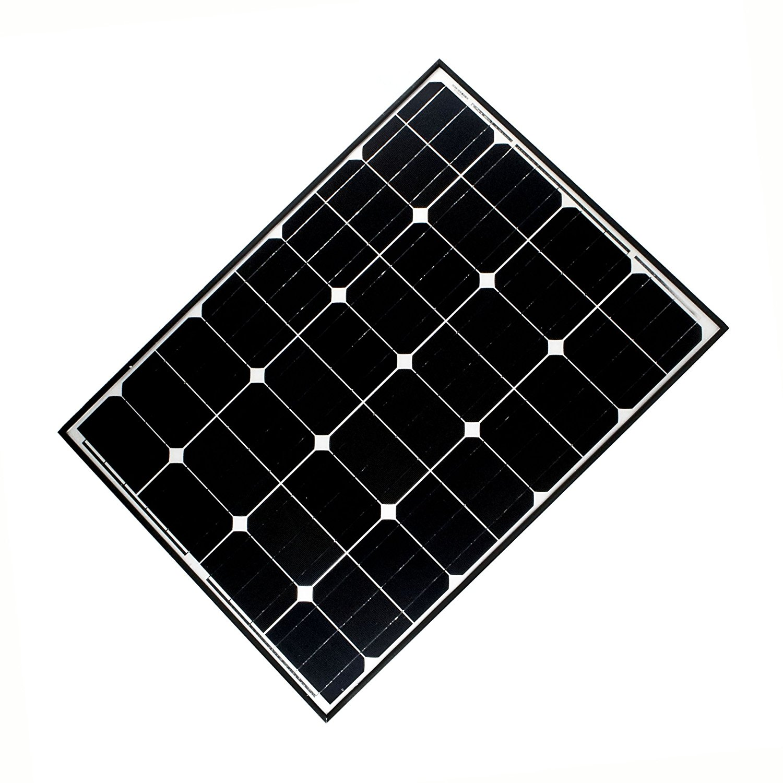 90W solar panel